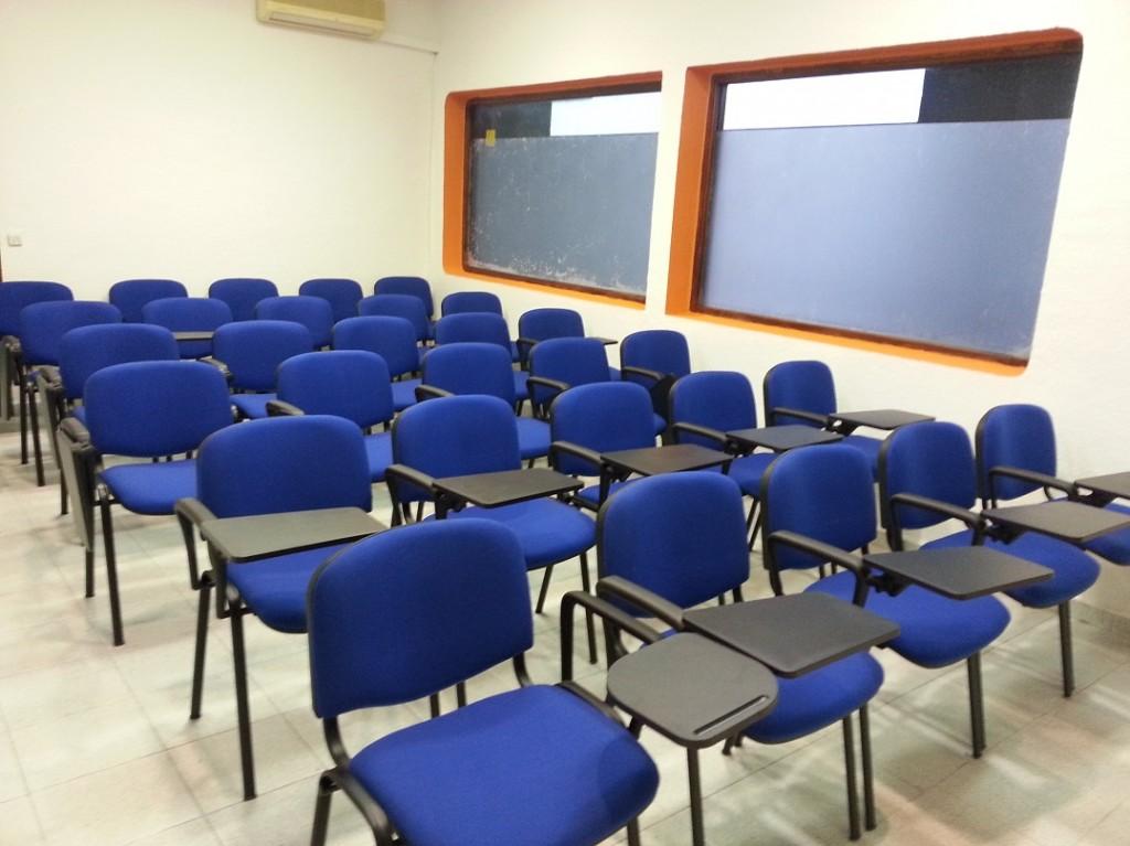 imagen alquiler aula azul